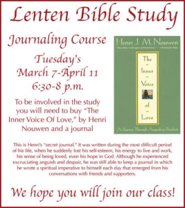 Lent study