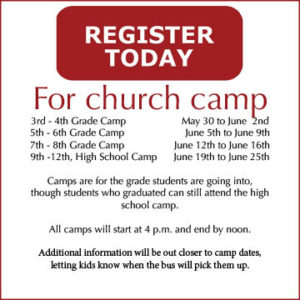 church camp