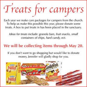 camp treats