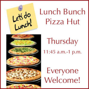 lunch bunch thursday