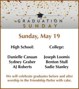 Graduation Recongition