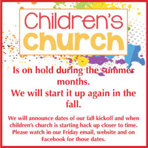 children church